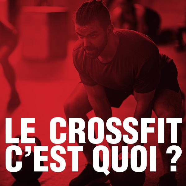 Le CrossFit c'est quoi